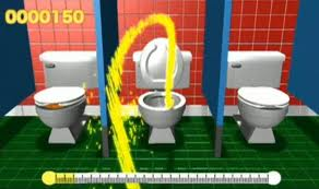 toilet seat - aim