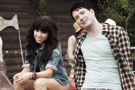 Carly Rae Jepsen and Owl City (aka Adam Young)