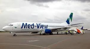 Medview aircraft