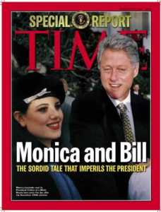 bill and lewinsky
