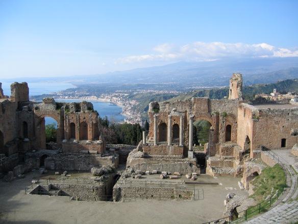 Taormina-Teatro_Greco01 by Evan Erickson